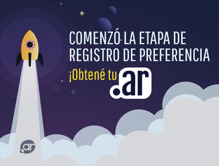 Dominios .AR