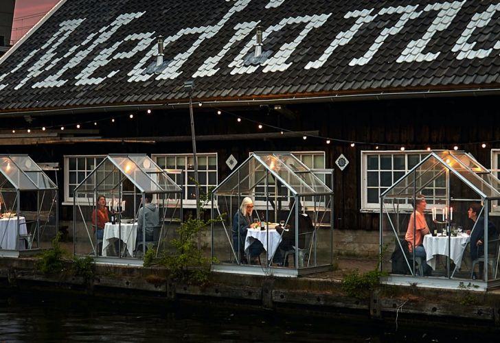 Restaurante - Amsterdan
